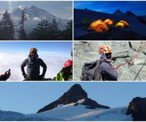 Founding Chairman successfully summited the peak of Mt. Shuksan on August 20, near the US/Canadian border.