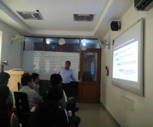 New Technology training by Ajay Tewari