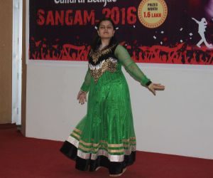 Solo Dance performance @SCL