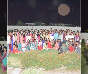 Garba party for smarTians