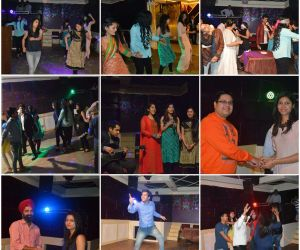 Dance Party for 2016 batch
