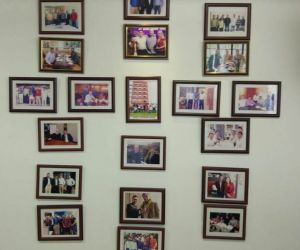 Client wall